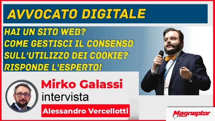 Hai un sito web? Come gestisci il consenso sull'utilizzo dei cookie? Risponde l'esperto!