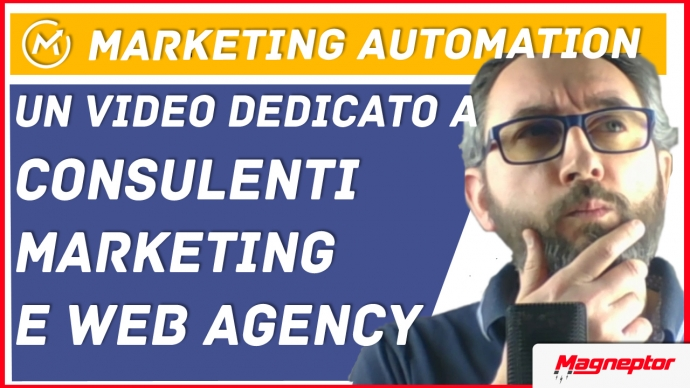 marketing automation per consulenti marketing e digital agency