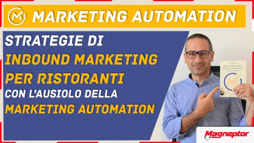 strategie di inbound marketing per ristoranti con l'ausilio della marketing automation