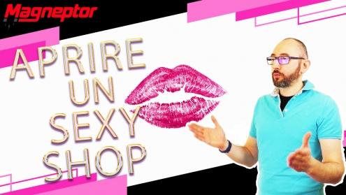 Aprire un sexy shop online