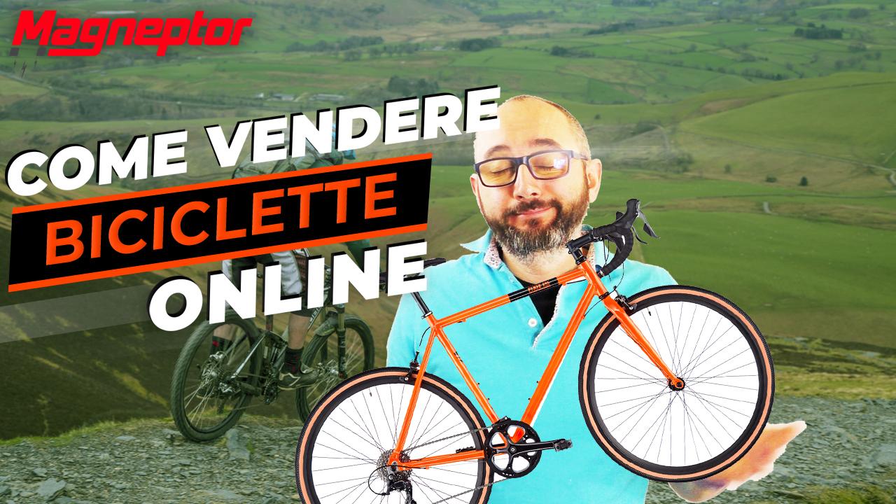 come vendere biciclette online