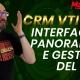 CRM vTiger, interfaccia, panoramica e gestione del lead