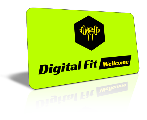 Digital Fit Welcome